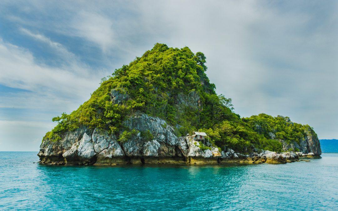 Ep. 64 Riflessioni di Dharma sull'essere sé stessi un'isola