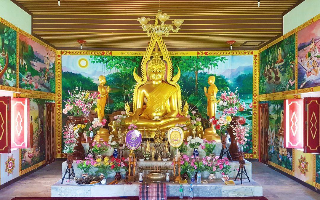 Ep 88. Riflessioni di Dharma sullo spazio di meditazione
