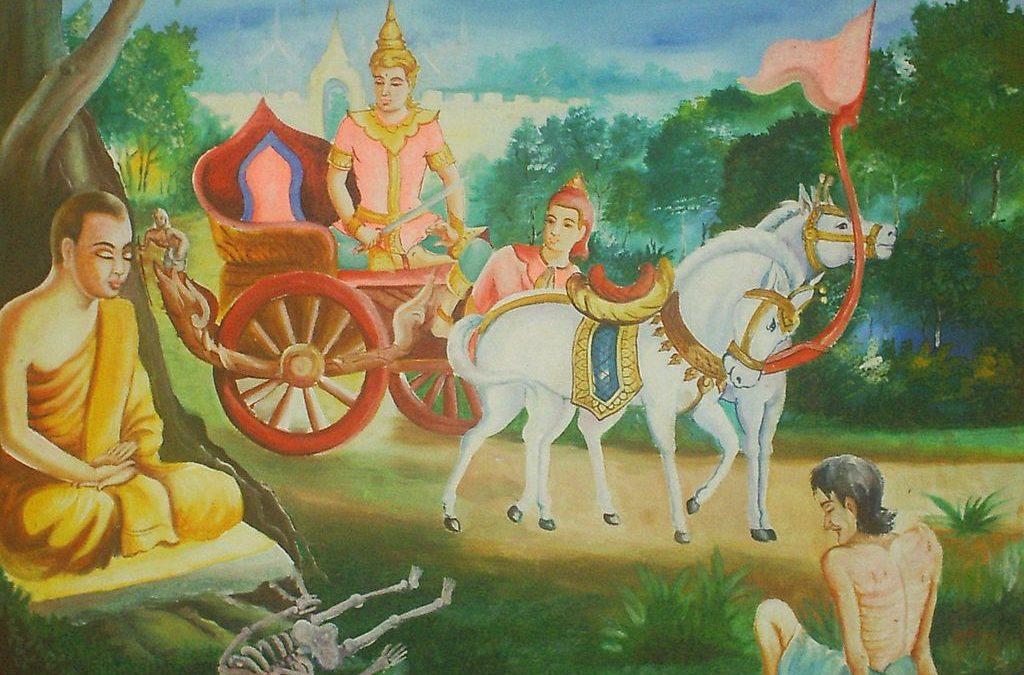 Ep. 100 Riflessioni di Dharma sulle Quattro Visioni del Buddha