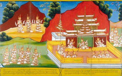 Ep. 106 Riflessioni di Dharma sulla gioia e il samādhi