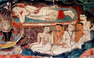 Ep. 112 Riflessioni di Dharma sul momento presente