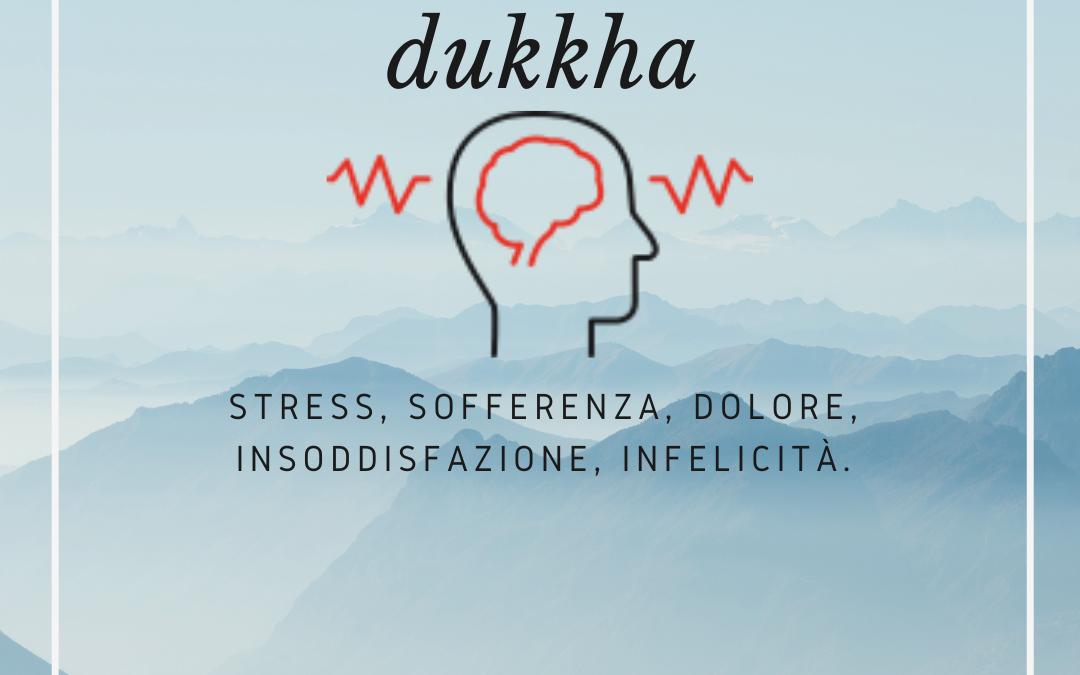Parola Pāli del Giorno: dukkha