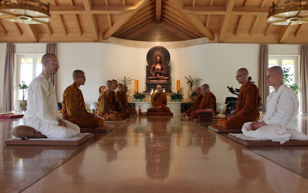Ep. 138 Meditazione e Dharma con Ajahn Chandapalo