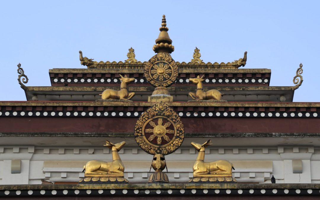 Ep. 142 Il discorso della messa in moto della ruota del Dharma