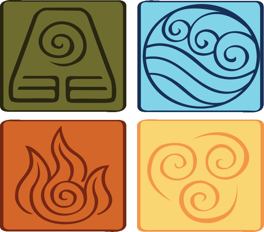 Terra, acqua, fuoco e vento